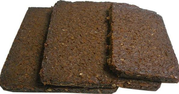 Black Bread Drink Cash Food Pumpernickel Bread Cor
