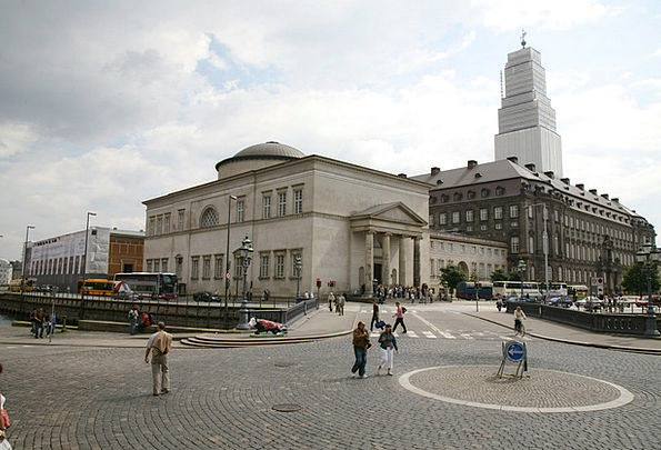 Christiansborg Church Ecclesiastical Castle Chapel