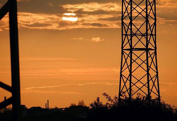Sunset Sundown Vacation Present Travel Strommast C
