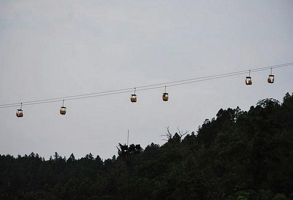 Gondola Landscapes Boost Nature Aerial Midair Lift