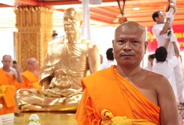Buddhist Monks Friars Buddhists More Than Robe Neg