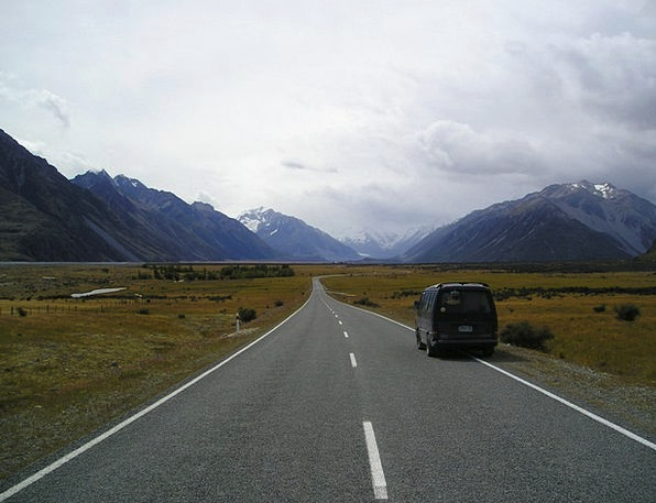 New Zealand Traffic Boundless Transportation Road