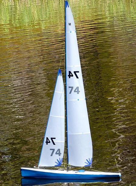 Yacht Ship Aquatic Toy Doll Water Boat Sail Sailbo