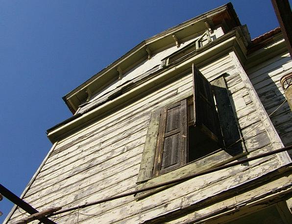House Household Buildings Ancient Architecture Vil