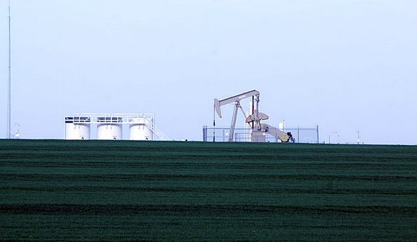 Oil Rig Lubricant Field Arena Oil Exploration Rig