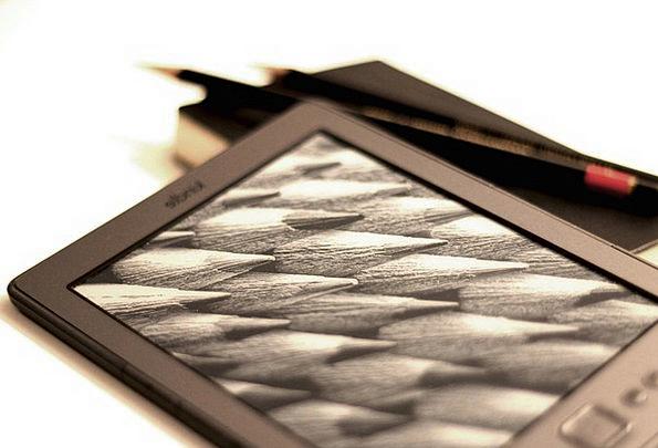 Kindle Spark Write Read Recite Pencil Book Volume