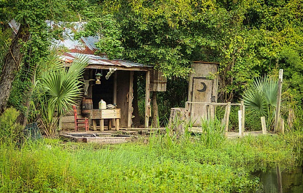 Delicieux Cajun Cabin Bayou Cajun Culture Bayou Cabin New Or