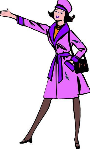 Pointing Mortar Fashion Elaborate Beauty Woman Pur