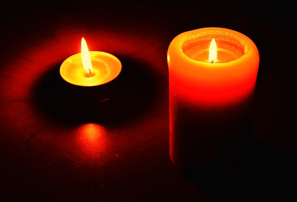 Candle Taper Flame Blaze Candle Flame