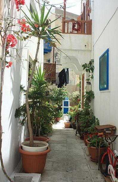 Aegean Buildings Architecture Greek Greece Kos Arc
