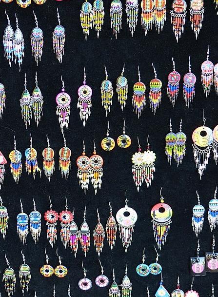 Earrings Jewelries Ring Circle Jewellery Ear Auric