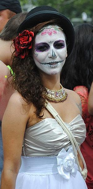 Street Parade Automaton Undead Zombie Costume Mons