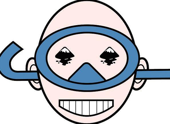 Scuba Spectacles Gear Paraphernalia Goggles Snorke