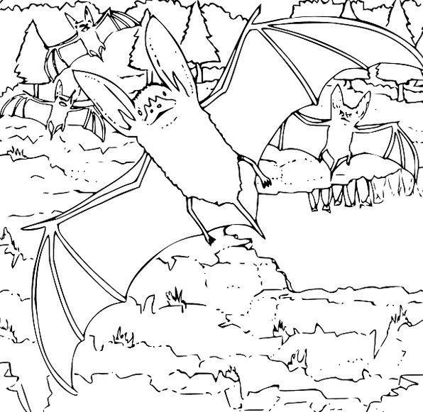 Bat Racket Piece Halloween Sheet Printable Paper N