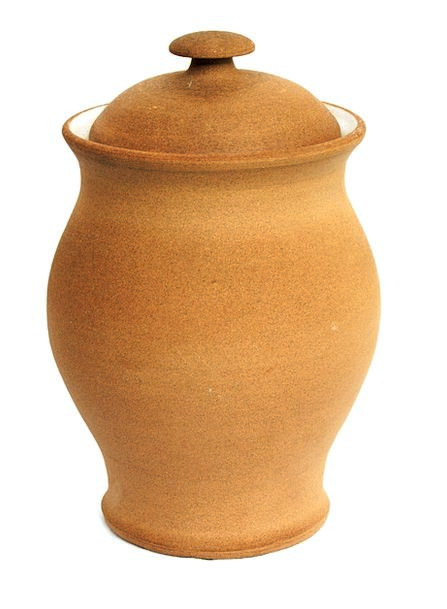 Ceramic Earthenware Earthen Container Ampule Clay