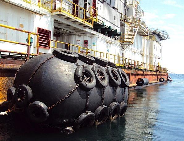 Africa Platform Stage Gabon Drilling Boring Yokoha
