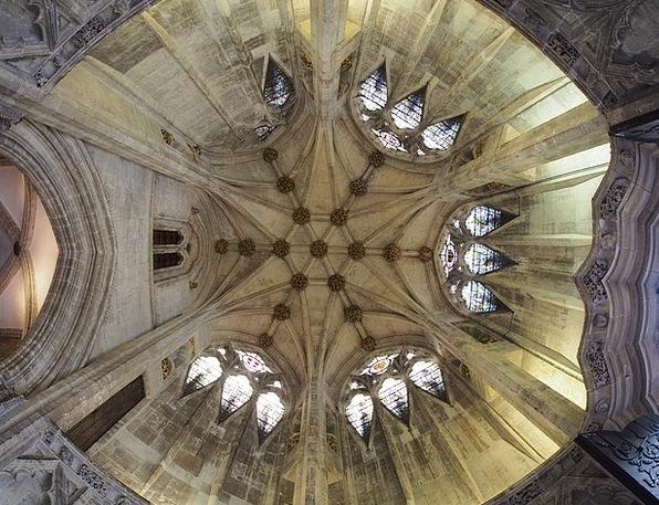 Mary Redcliffe Church Ecclesiastical Ceiling Maxim