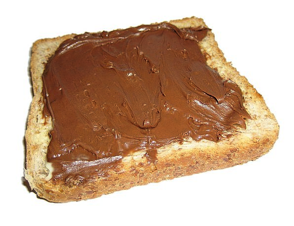 Nutella Drink Bread Food White Bread Toast Eat Cho