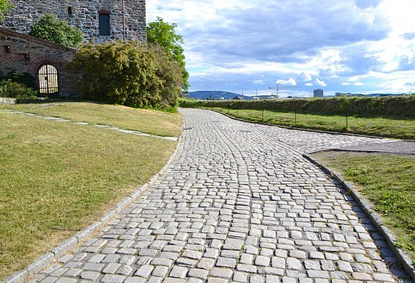 Oslo Norway Akershus Fortress Stronghold