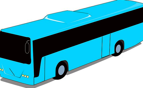 Bus Car Traffic Transportation Transport Conveyanc