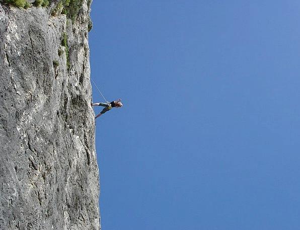 Climb Hike Pillar Climber Hiker Rock Sport Climbin