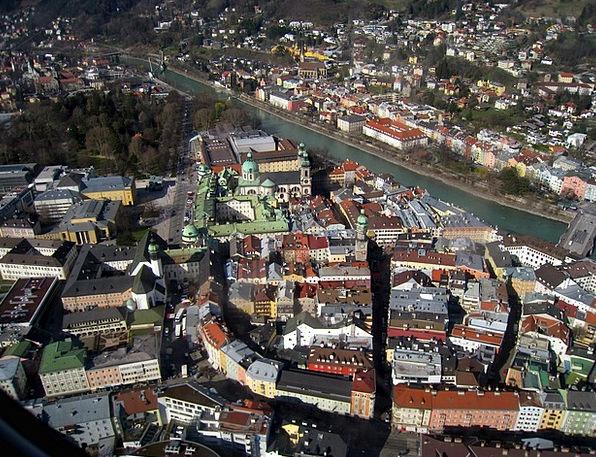 Innsbruck Buildings Architecture Europe Austria Ae