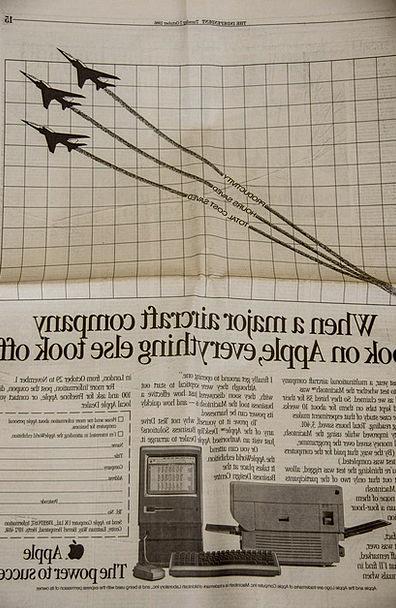 Newspaper Paper Communication Computer Advertiseme