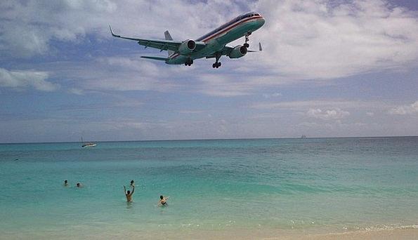 Caribs Vacation Travel Beach Seashore Saint-Martin
