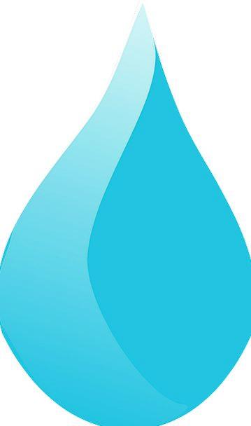 Drop Aquatic Rain Volley Water Liquid Runny Tear D