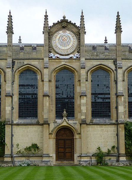 Oxford Buildings School Architecture England Colle
