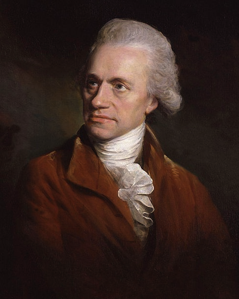 William Herschel Stargazing Astronomer Stargazer A