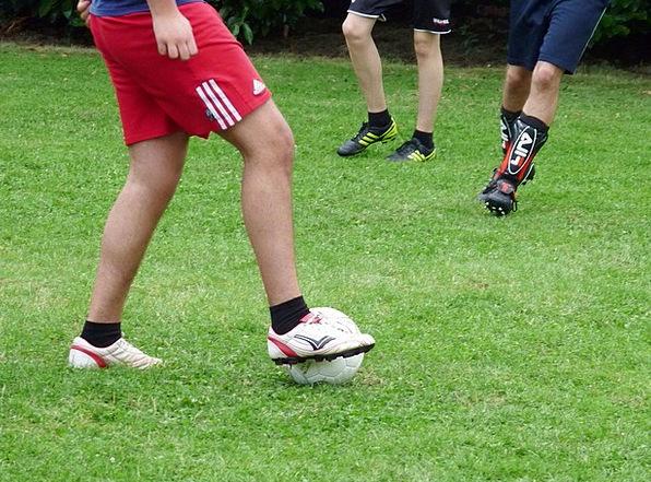 Football Sphere Ball Sports Ball Action Rush Haste
