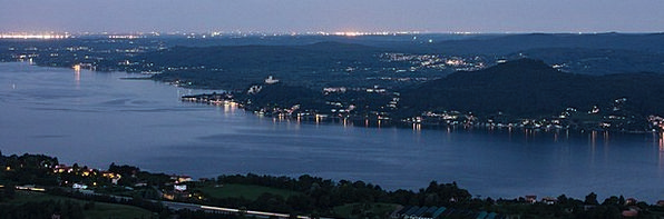 Lago Maggiore Understand Italy See Night Nightly L