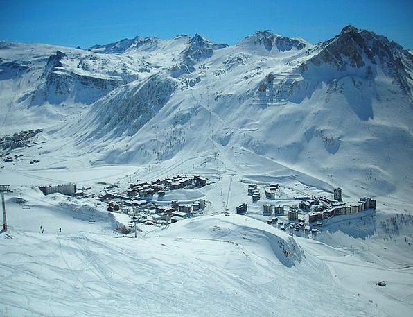 Snow Snowflake France Avoriaz