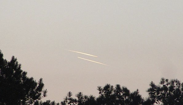 Airplane Aircraft Vacation Sundown Travel Sky Blue