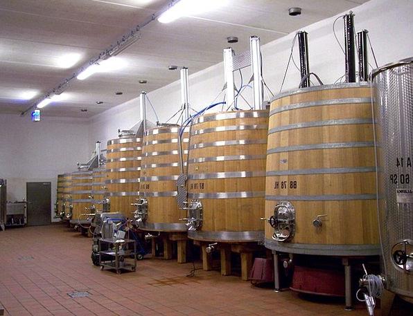 Botti Ampule Wooden Barrels Container Wine Mauve C