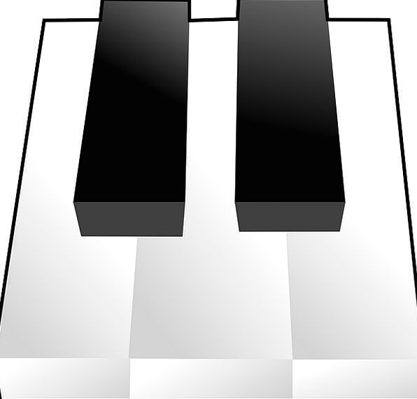 Keyboard Console Instrument Tool Piano Notes Class