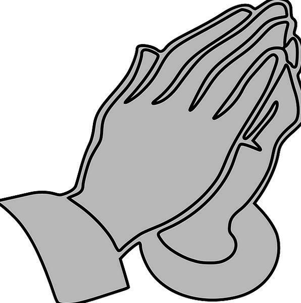 Prayer Entreaty Pointers Praying Requesting Hands