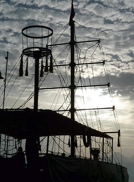 Schiffer Boat Gumboot Ship Vessel Boot Sailing Ves