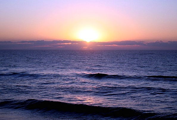Sunrise Vacation Marine Travel Morning A.m. Sea Co