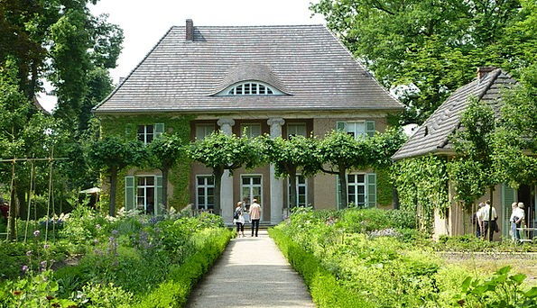 Villa Cabin Max Liebermann Berlin Wannsee