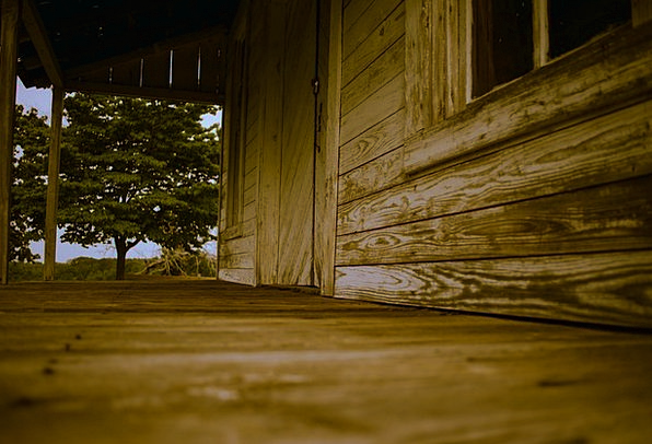 Shack Hut Shed Cottage Cabin Rural Rustic Country