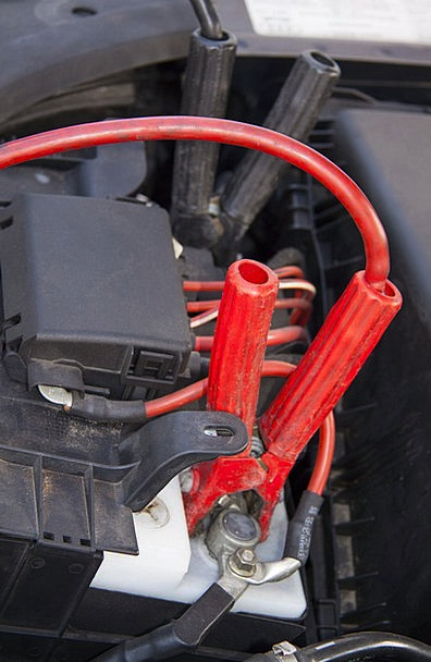 Battery Cordless Starter Cable Jump Start Damage R