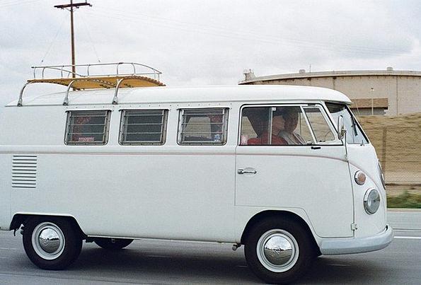 Vw Camper Traffic Minivan Transportation Bus Minib