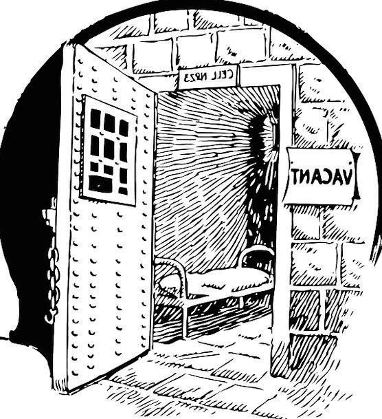 Prison Custodial Vacant Empty Cell Reformatory Cri