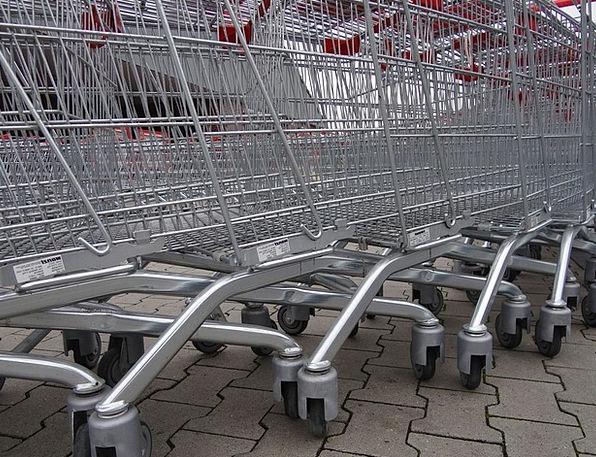 Shopping Cart Drink Spending Food Supermarket Supe