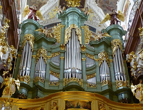 Organ Structure Music Melody Musical Instrument Ch