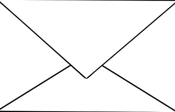 Envelope Cover Literatures Post Pole Letters Leave