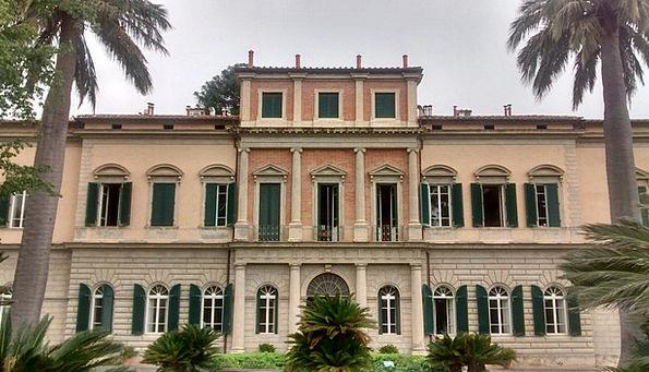 Pisa Garden Plot Orto Botanico Tuscany Palma Palaz