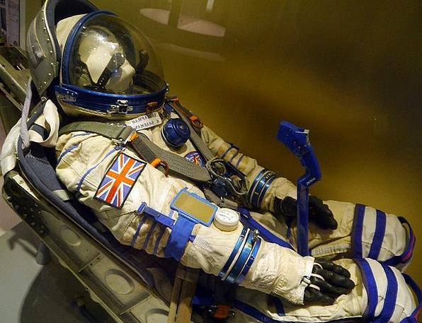 Space Suit Gallery British Astronaut Museum Astron